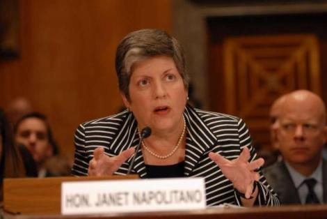 UC President Janet Napolitano. Photo via NY Daily News.