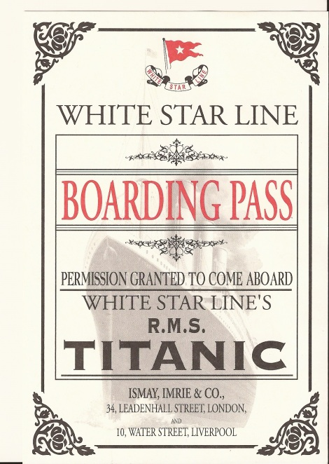 Boarding Pass Scan