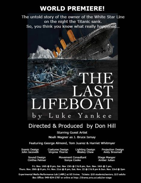 The Last Lifeboat